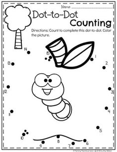 Preschool Apple Worksheets Dot to Dot Coloring Page Preschool Apple Theme, Fall Preschool, Preschool Lessons, Preschool Classroom, Preschool Worksheets, Preschool Learning, Preschool Activities, Preschool Apples, Daycare Curriculum