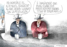 caricaturas de chamorro