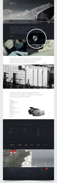 Branding | ISC by Ivo Martinovic, via Behance