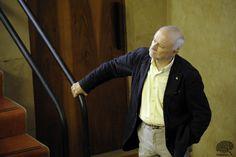 Cesare Montecucco risponde alle domande del pubblico di #Padova