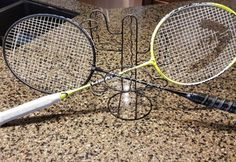 BADMINTON RACKETS HEAD Ti.ROCKET 60 THE BEAST BK 180 DG PACKAGE