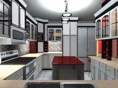 1000 images about turbofloorplan 3d on pinterest cad software landscape design software and 3d Kitchen design rendering software
