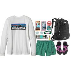 """Hiking Trip"" by preppy-prep on Polyvore"