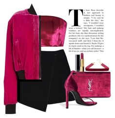 How To Wear Pink velvet Outfit Idea 2017 - Fashion Trends Ready To Wear For Plus Size, Curvy Women Over 50 Velvet Fashion, Dark Fashion, Boho Fashion, Womens Fashion, Fashion 2017, Fashion Outfits, Fashion Trends, Fashion Sets, Beautiful Outfits