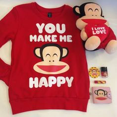 :D YOU make us happy. Share the Paul Frank love with #heartPF!