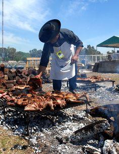 Barbecue (Asado) | Chos Malal | Neuquén | Argentina