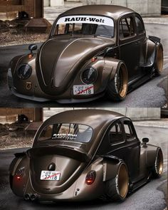 Volkswagen – One Stop Classic Car News & Tips Vw Touareg, Bmw Autos, Auto Retro, Vw Cars, Modified Cars, Vw Beetles, Amazing Cars, Awesome, Custom Cars