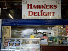 Hawkers Delight - This is my mum and sis business