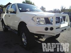 NISSAN: Full Overspray #raptorised