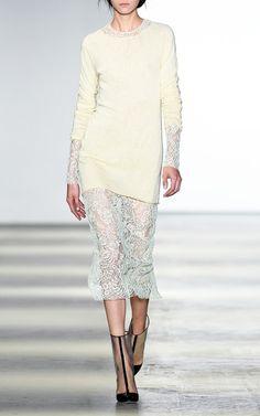 Wes Gordon Spring/Summer 2014 Trunkshow Look 10 on Moda Operandi