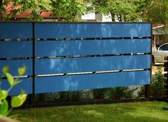 cheap privacy fence ideas - Google Search