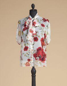 Dolce&Gabbana|F5G11THS1AFX0800|Short sleeve shirts|Shirts
