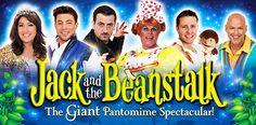 'Jack and the Beanstalk' at Birmingham Hippodrome