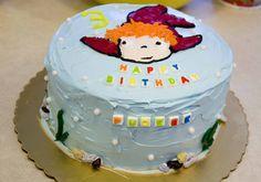 Ponyo Birthday Cake by DetroitMommy, via Flickr