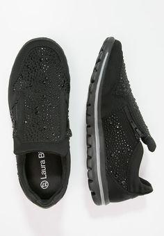 Sneakers Laura Biagiotti Sneakers laag - black Zwart: 64,95 € Bij Zalando (op 5/08/16). Gratis verzending & retournering, geen minimum…