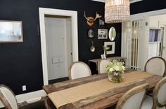 hollywood eclectic interior design and home tour Mr Kate. Lots of great ideas in this post