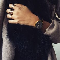 HOLLY+HAAK   www.hollyandhaak.com    Lifestyle edit, jewellery design, rings designed and made in London by Holly Bryant and Tansy Haak.  Rings, stacker, chunky, gold, rose gold, silver, Larson and Jennings watches, chunky knit, Charlotte Simone Popsicle scarf. 14k Gold Jewelry, Gold Jewellery Design, Bridal Jewelry, Larsson And Jennings Watch, Charlotte Simone, Daniel Wellington, Ring Designs, Rose Gold, Silver