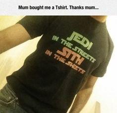 Jedi In The Streets