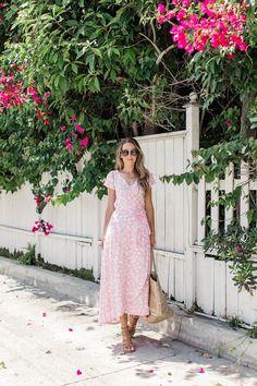 Merrick's Art // Style + Sewing for the Everyday GirlMidi Wrap Dress Sewing Tutorial   Merrick's Art