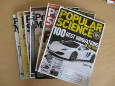 Day 31: Men's Magazines