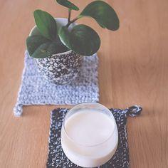Maniques en crochet / diy accessoires cuisine