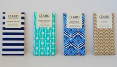 Izard chocolate