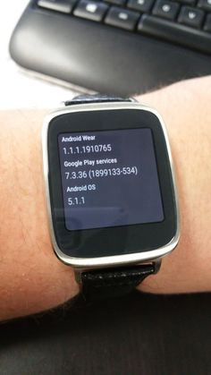 Android 5.1.1 for Android Wear is starting to roll out, ASUS ZenWatch gets first dibs - https://www.aivanet.com/2015/05/android-5-1-1-for-android-wear-is-starting-to-roll-out-asus-zenwatch-gets-first-dibs/