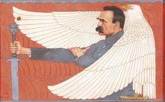 Edward Okuń - Marszałek Józef Piłsudski 1919.jpg