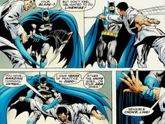 batman combat