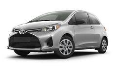 #Toyota #Yaris.  La berlina con portón de la ciudad.