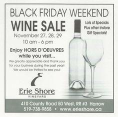 Black Friday Weekend Sale-2015 Friday Weekend, Weekend Sale, Sale 2015, Wine Sale, Special Gifts, Black Friday, News