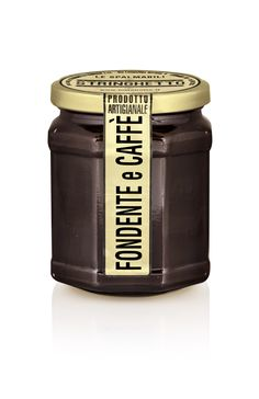 Artisanal dark chocolate and coffee spread - 240 g