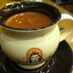 San Churros Spanish Hot choclate is the best you can get in Mumbai. It has three variations. Head to Sanchurros - Bandra to try out this and many more delectable Desserts. It's a Dessert lovers paradise.