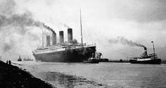 ARTÍCULO NATIONAL GEOGRAPHIC. Una nueva teoría sobre el hundimiento del Titanic