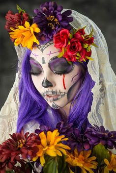 Day of the Dead, Little Red Ridding Hood Images of My Daughter Hannah - http://douglaspaulwade.com/2015/11/08/images-of-my-daughter-hannah/ This is a few images of my daughter Hannah. The image of Day of the Dead, Makeup Artist was Andrea Rangel. Little Red Ridding Hood, makeup by Hannah. Costume from Daisy's in Lancaster. The wolf mask is real wolf fur. It is illegal to own in California, so I had to rent it for one week. Sunset image is a nice image out on Lancas