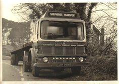 1972 Leyland Beaver Marshall Major, Old Trucks, Old Skool, Devon, Bristol, Mercury, Britain, Europe