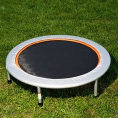 A trampoline workout is great cardio exercise. Did you know that 10 minutes on a trampoline is equivalent to 30 minutes on the treadmill? Watch this video of a quick trampoline workout to learn how to bounce off the pounds in less time. | Health.com