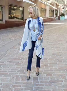 Denim Fashion, Fashion Outfits, Womens Fashion, Fashion Over 50, Fashion Looks, Style Casual, My Style, Fall Outfits, Casual Outfits