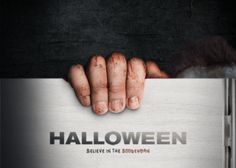"""Artists are invited to create one-of-a-kind static artwork for Universal Pictures' newest film """"Halloween"""". Halloween Film, Halloween Series, Horror Movie Posters, Horror Films, Halloween Universal, Halloween Resurrection, Slasher Movies, Season Of The Witch, Michael Myers"""