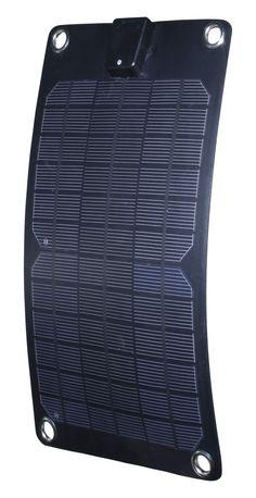 Fingerhut - Nature Power Semi Flex Solar Panel