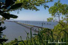 ponte Anita Garibaldi Laguna-SC - Brasil