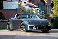 Auto des Jahres: Porsche 911 Targa 4 GTS | Robb Report