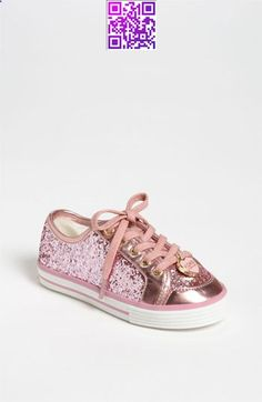 KORS Michael Kors 'Lacie' Sneaker (Toddler) available at #Nordstrom