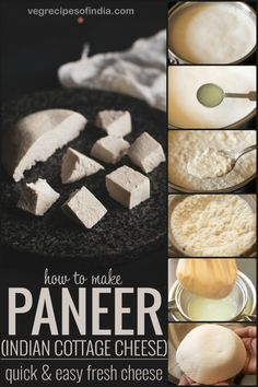 Paneer known as Indian cottage cheese is much different than what the rest of the world knows as cottage cheese. Paneer is a firm, fresh, non-melting cheese made from milk. In this recipe, I will show you how to make homemade paneer from scratch. There are many recipes you can make with homemade paneer cheese such as paneer tikka, paneer butter masala, kadai paneer and palak paneer. Try this recipe this week! #paneer #homemadepaneer #paneercheese #paneerrecipe #vegetarian #Indianfood #dinner…