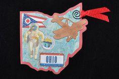Ohio State Tag
