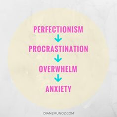 How to Stop Being a Perfectionist and Love Who You Are — Counseling for Stress and Anxiety Anxiety Causes, Anxiety Relief, Anxiety Help, Emotional Awareness, Mental And Emotional Health, Understanding Anxiety, How To Stop Procrastinating, Behavioral Therapy, How To Relieve Stress