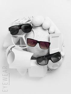 """HIDDEN CULTURES"" #HOVEN ""MOSTEEZ"" / ""KATZ"" / ""RITZ"" / #manuelmittelpunkt #eyewearmagazine"