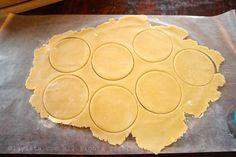 How to make sweet empanada dough
