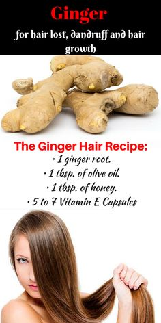 hair growth + hair growth tips + hair lost remedy woman + ginger