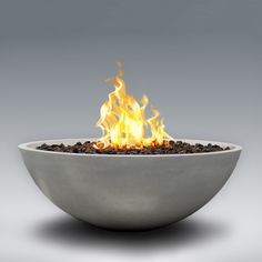 fire pit in the office?
